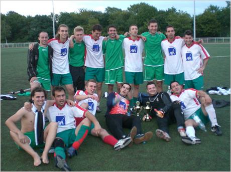 Хъшове е шампион на българските студенти в Германия