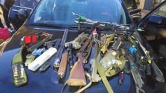 Хванаха швейцарец на Капитан Андреево с пушки и ножове на път за Идлиб