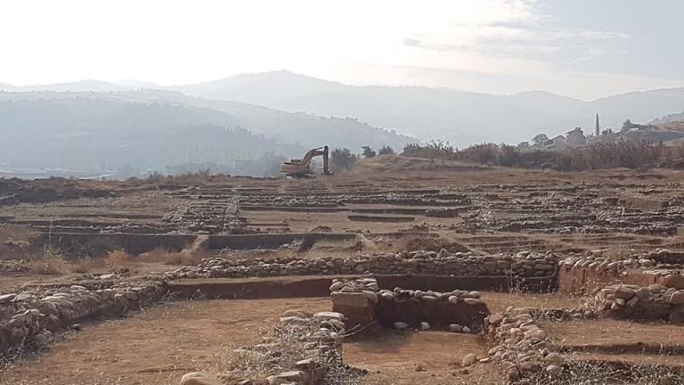 Не се строи магистрала върху разкопките край Благоевград, уверява АПИ