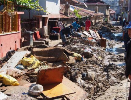 Общините ликвидират последиците от бедствията с над 21,7 млн. лв.