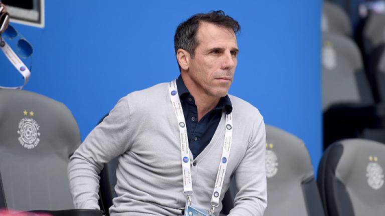 Спрягат Джанфранко Дзола за временен мениджър на Челси