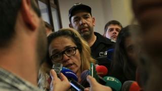 Иванчева с въпроси към Фандъкова в коридорите на съда