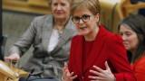 Стърджън зове Джонсън да преговаря за референдум за независимост на Шотландия