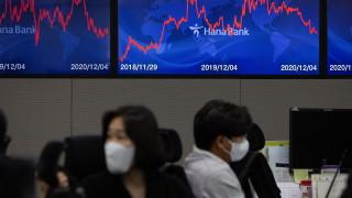 Южна Корея със спад на заразени