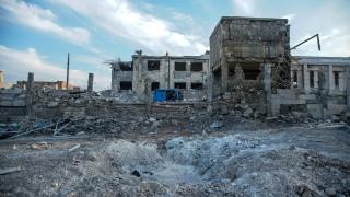 110 въздушни удара на руски и сирийски военни срещу Хама и Идлиб