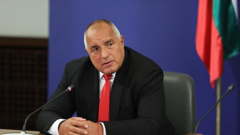 Бойко Борисов: Акциите на Левски не са в мен и няма да ги взема!