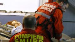 Нараства броят на жертвите от пожара в Букурещ
