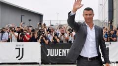 Киелини: Имахме нужда от енергията на Кристиано Роналдо