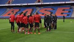 Моментът на истината дойде, ЦСКА излиза срещу Базел в мача на сезона