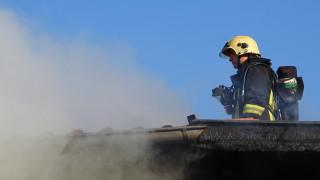 Над 1 000 пожарникари дежурят по празниците
