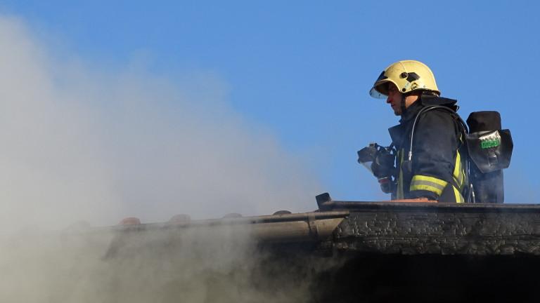 Запалиха заведение в Бургас