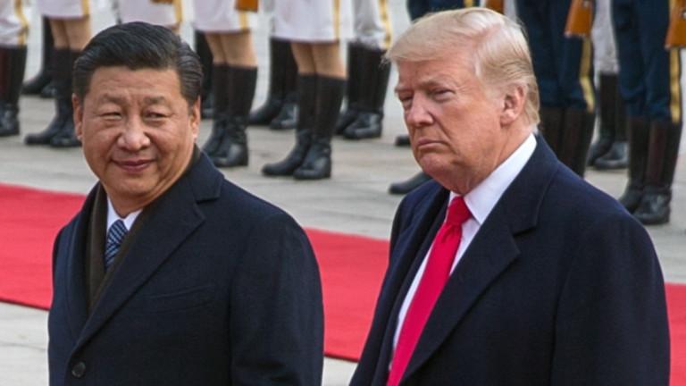 """Тръмп покани """"страхотния лидер"""" Си Дзинпин на среща през Туитър"""