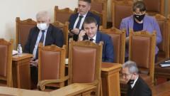 Депутатите се заеха с мерките след извънредното положение