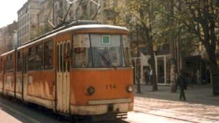 Маскирани пребиха пътници в трамвай