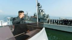КНДР строи две нови подводници, способни да изстрелват балистични ракети