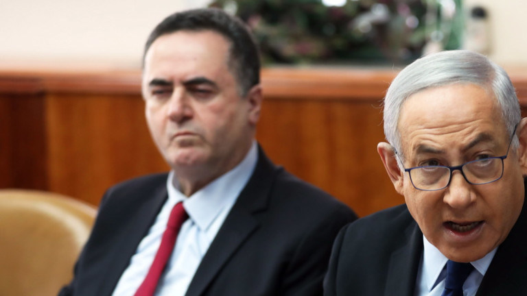 Тестът на израелския премиер Бенямин Нетаняху е отрицателен, стана ясно