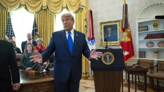 Тръмп настоял за военно положение в САЩ в опит да бламира резултата от изборите