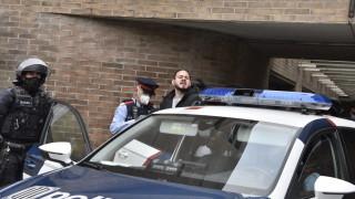 Полицията в Испания арестува рапър, барикадирал се в университет