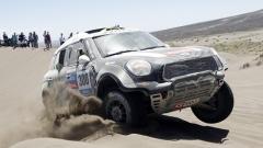 Петерхансел поведе на рали Дакар