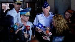 България е лоялен член на НАТО, заявиха Борисов и ген.-лейтенант Шислер