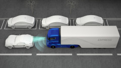UPS залага на автономните камиони