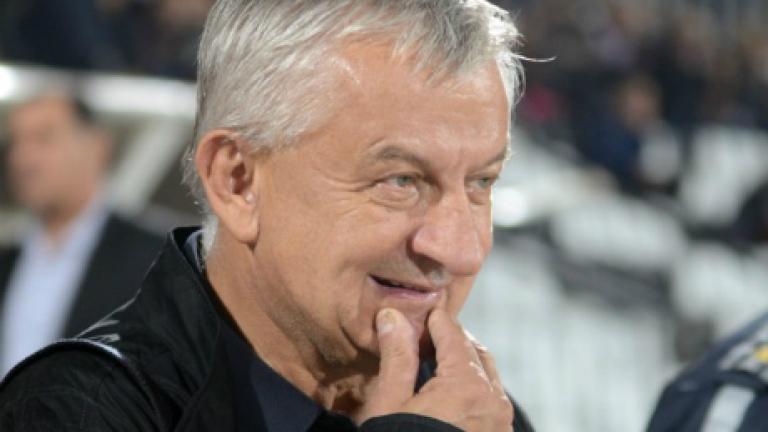 Крушарски: От Нова година не се занимавам с Локо (Пд), смятам и занапред да е така