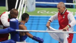 Надеждата ни за медал в бокса Даниел Асенов приключи в Рио