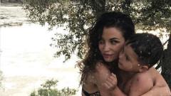 Колко грижовна майка е Диляна Попова