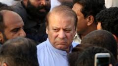 Съдът в Пакистан освободи от затвора бившия премиер Наваз Шариф