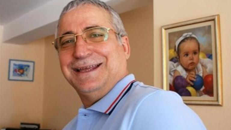 Христо Порточанов: Ще се кандидатирам за президент на БФС