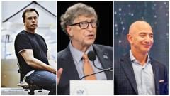 Тримата най-богати в Америка не плащат данък върху доходите си