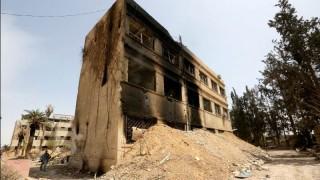 Сирия обвини САЩ в използването на химически оръжия срещу цивилни