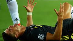 Бонучи: Кристиано не направи нищо особено, за да заслужи червения картон