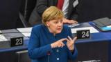 Меркел: национализмът и егоизмът никога повече не бива да имат шанс в Европа