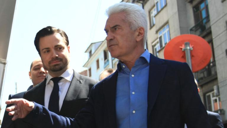Сидеров разкри заговор между НФСБ, ВМРО и Цветанов срещу Бойко Борисов