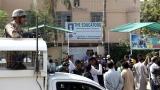 В Пакистан заловиха близо 100 терористи, готвели нападение