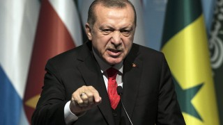 Ердоган се нахвърли на Австрия
