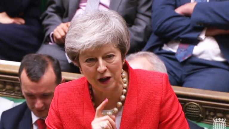 Великобритания все още може да напусне ЕС на 29 март, обяви Мей