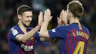 """Барса продължава с победите на """"Камп Ноу"""", каталунците се справиха с Реал Сосиедад"""