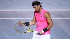Рафаел Надал след мача с Григор: Страхотна победа срещу един от най-добрите тенисисти в света
