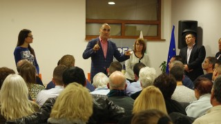 Цветанов: Ще осигурим по-добра училищна среда