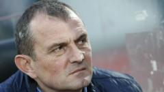 Загорчич: Не е за пред телевизията това, което казах на футболистите си на почивката