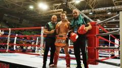 Трима български национали по кикбокс влязоха в зоната на медалите на Мондиала в Сараево