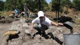 """Древно селище откриха при разкопки по трасето на магистрала """"Струма"""""""