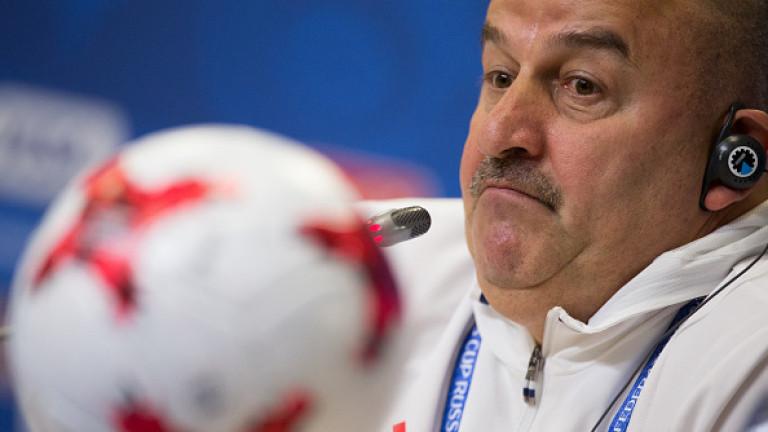 Русия ще излезе с оптимален състав срещу Уругвай в последния