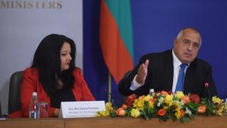 Борисов информира ЕС дипломати за последните си визити в чужбина