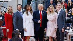 Доналд Тръмп очаква девето внуче