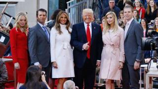 Развод в клана Тръмп