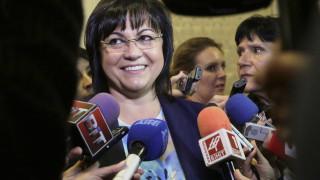 Нинова обвини управлението за дъждовете и бедствието в Бургаско