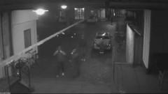 Германската полиция публикува видео с атаката срещу крайнодесния политик